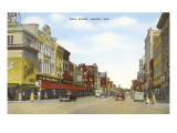 Main Street, Racine, Wisconsin Prints