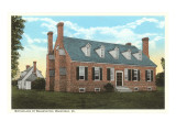 Washington's Birthplace, Wakefield, Virginia Prints