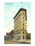 Flat Iron Building, Fort Worth, Texas Photo