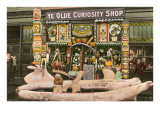 Ye Olde Curiosity Shop, Seattle, Washington Posters