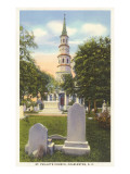 St. Philip's Church, Charleston, South Carolina Prints