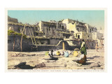Pueblo Village, 1915 Exposition, San Diego, California Prints