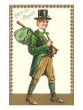 Erin Go Bragh, St. Patrick's Day Art