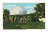 Observatory, University of Virginia, Charlottesville Poster