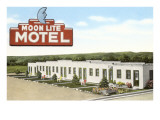 Moon Lite Motel Posters