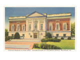 Museum of Fine Arts, Richmond, Virginia Posters