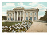 Marble Palace, Newport, Rhode Island Posters