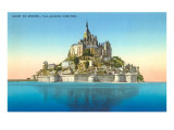 Mont St. Michel, France Prints