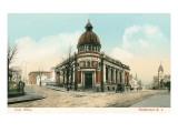 Post Office, Pawtucket, Rhode Island Prints