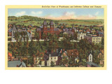 Washington and Jefferson College, Washington, Pennsylvania Posters