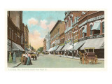 Downtown La Crosse, Wisconsin Print