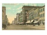 Market Street, Harrisburg, Pennsylvania Posters