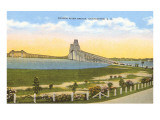 Cooper River Bridge, Charleston, South Carolina Posters