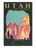 Utah the Unique Prints