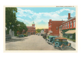 Main Street, Middlebury, Vermont Posters