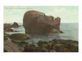 Old Man's Face, Narragansett Pier, Providence, Rhode Island Prints