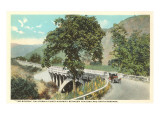 The Rincon on Coast Highway, Santa Barbara, California Prints