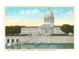 State Capitol, Charleston, West Virginia Print