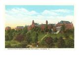 Randolph Macon Woman&#39;s College, Lynchburg, Virginia Prints