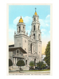 Mission Dolores, San Francisco, California Posters