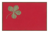 St. Patricks Day, Four-Leaf Clover Plakaty