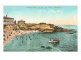 La Jolla Cove, California Prints