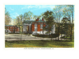 State Teachers College, Fredericksburg, Virginia Poster
