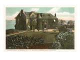 J.H. Hanan Residence, Narragansett Pier, Rhode Island Posters