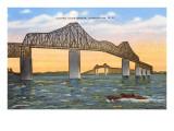 Cooper River Bridge, Charleston, South Carolina Prints