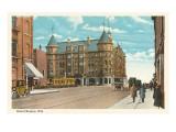 Hotel Racine, Racine, Wisconsin Prints
