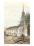 Trinity Church, Newport, Rhode Island Poster