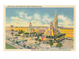 San Francisco World's Fair, Main Portal Print