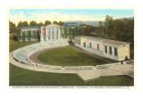 Amphitheater, University of Virginia, Charlottesville, Virginia Prints