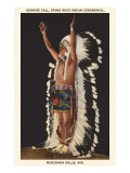 Indian Ceremonial, Wisconsin Dells Prints