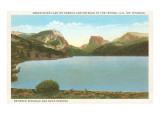 Green River Lake, Hoback Canyon, Wyoming Prints