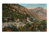 Hermitage Hotel, Ogden Canyon, Utah Prints