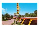 Dun Rovin' Vintage Motel Prints