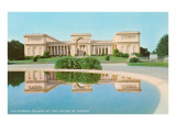 Palace of Legion of Honor, San Francisco, California Posters