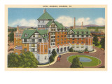 Hotel Roanoke, Roanoke, Virginia Posters