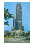 Cathedral of Learning, Pittsburgh, Pennsylvania Art
