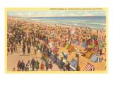 Mission Beach, San Diego, Kalifornien Kunstdrucke