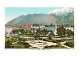 City Hall Park, Ogden, Utah Print