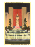 Statue, World's Fair, San Francisco, California Prints