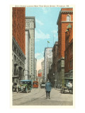 Sixth Avenue, Pittsburgh, Pennsylvania Posters