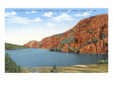 Lake Solitude, Big Horn Mountains, Wyoming Posters