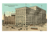 Kaufmann's Department Store, Pittsburgh, Pennsylvania Posters