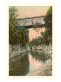 Covered Bridge, Burlington, Vermont Prints