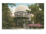 Kirkwood Observatory, Indiana University Art