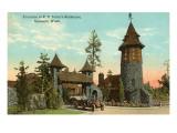 Porter Residence, Spokane, Washington Prints