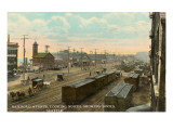 Railroad Avenue, Seattle, Washington Posters
